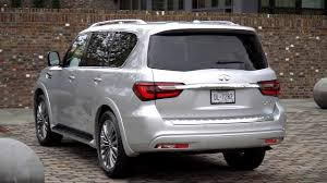 infiniti minivan 2018 infiniti qx80 exterior u0026 interior youtube