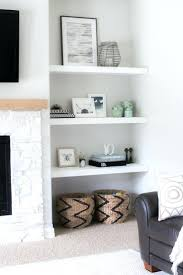 awesome decorating around a fireplace suzannawinter com
