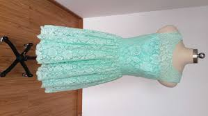mint green lace bridesmaid dress junior bridesmaid dresses knee