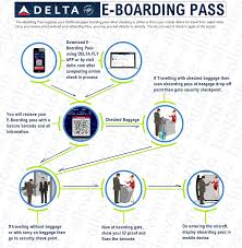 web u0026 other methods of check in delta airlines boarding rules