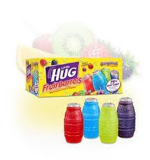 huggie drinks hug barrels with label mutant turtle birthday