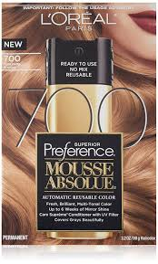 amazon com l u0027oreal paris superior preference mousse absolue 700