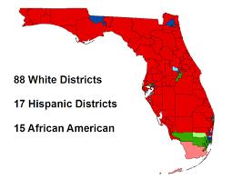 Map Of Tampa Florida by Florida U0027s New State House Map Mattsmaps