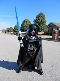 17 really cool diy star wars costumes for kids darth vader