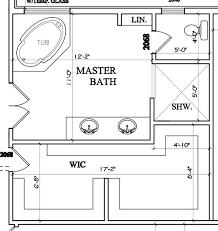 Master Bath Plans Help With Master Bathroom Design