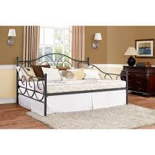 Wrought Iron Daybed Wrought Iron Daybeds Derektime Design Size Daybeds Ideas