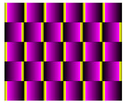 optical illusions and visual oddities