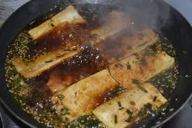 cuisiner tofu poele tofu à la sauce soja façon coréenne mes p tites recettes ma p