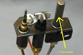 where is the pilot light on a gas oven endearing gas fireplace thermocouple replacement pilot light won t