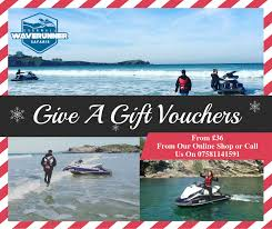 gift voucher for a jet ski experience advanced session cornwall