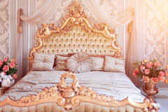 royal bed stock photos royalty free images