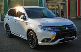 white mitsubishi outlander file mitsubishi outlander phev g safety package 0381 01 jpg