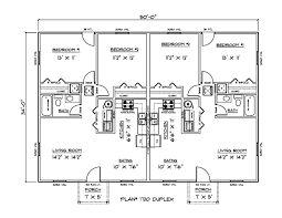 28 cheap duplex plans duplex plan with garage j0408 14d