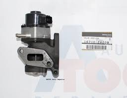 nissan pathfinder egr problems oem genuine egr valve to fit nissan gu patrol and navara with zd30