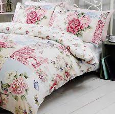 patchwork duvet cover bedding ebay