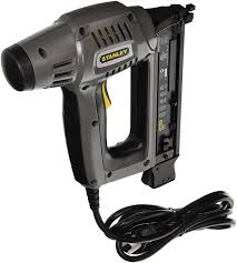 stanley tre650z electric brad nailer power brad nailers