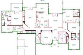 split level plans 10 split level mediterranean house plans hannon split level