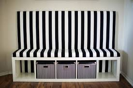 entryway bench ikea 15 ikea hacks for small entryways