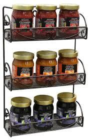 the 25 best wall mounted spice rack ideas on pinterest kitchen