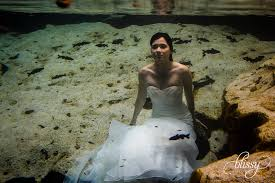 Wedding Dress Raisa Blissy Photography Destination Wedding Photographers Underwater