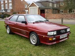 1983 audi quattro 1981 audi quattro hagerty car price guide