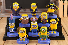 2015 new despicable me 2 minions toys ornament gift
