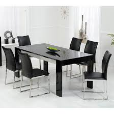 black glass kitchen table charming black glass dining table dining table set