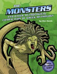 the monsters and creatures of greek mythology ancient greek