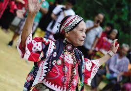 philippines traditional clothing for kids panay bukidnon u0027s last u0027binukot u0027 inquirer news