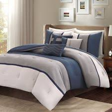 Madison Park Bedding Madison Park 7 Piece Comforter Set Ebay