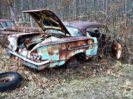 car junkyard lynn ma 1958 chevy impala rust in peace 1935 dodge trucks pinterest