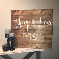 wedding guest book photo album wedding ideas made 30x30 wedding guest book wood sign