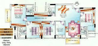 Pioneer Park Gurgaon Floor Plan Floor Plans Of Dlf Beverly Park Gurgaon Apartments Flats In Dlf
