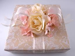 gift box wrapping vintage wedding gift wrap