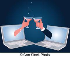 Blind Date Online Free Blind Date Vector Clip Art Eps Images 92 Blind Date Clipart