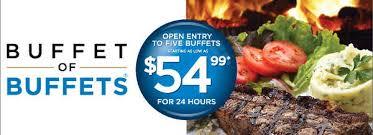 24 Buffet Pass Las Vegas by Buffet Of Buffets