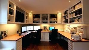 best home office layout 2 desk home office icheval savoir com