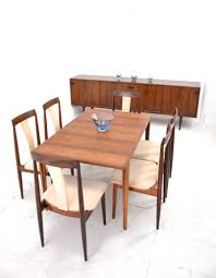 rosengreen hansen dining table rosewood danish homestore