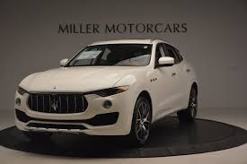maserati levante interior 2017 maserati levante s stock m1800 for sale near greenwich ct