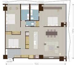 3 bedroom plan 3 bedroom aya niseko