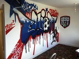 Best Abstract Graffiti Bedroom Boys From  Images On - Graffiti bedroom