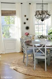 coastal dining room sets coastal dining room makeover sand and sisal
