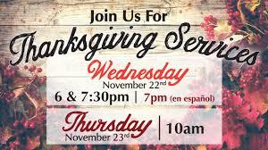 thanksgiving emmanuel reformed church