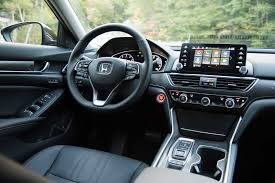 nissan altima 2018 interior 2018 honda accord review autoguide com news