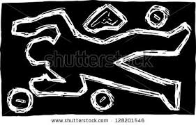 dead body outline stock images royalty free images u0026 vectors