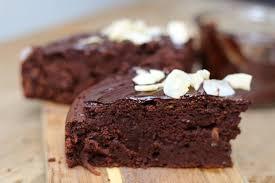 comment cuisiner un gateau au chocolat comment préparer un gâteau au chocolat vegan concours enutrition