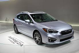 subaru impreza turbo you can relax a manual 2017 subaru impreza was just confirmed