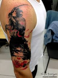 fe rod tattoo inspire ronintattoo fe rod felipe rodrigues