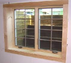 Basement Well Windows - egress window wells and egress windows