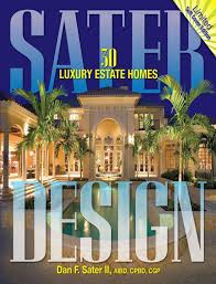 luxury estate home plans home plan books and magazines sater design collection house designs